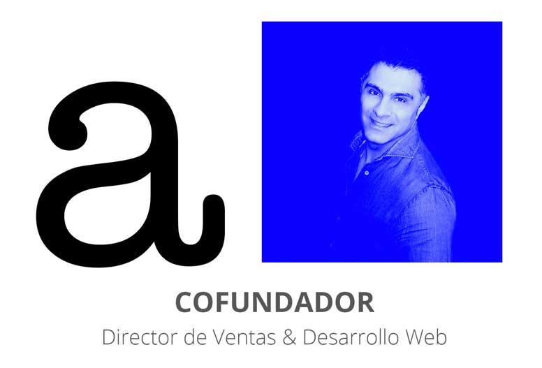 Alvaro Lagarde Mega cofundador de agencybcn