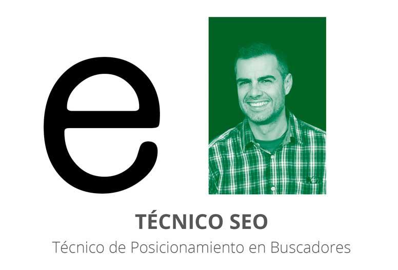 Edmon Masanes Selva Técnico SEO de Agencybcn