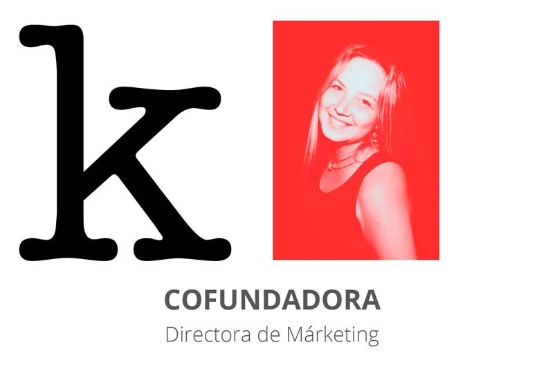 Katherina Grillet Moehrle CEO de Agencybcn